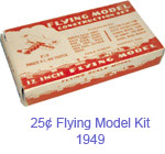 Flying Model Kit 1949
