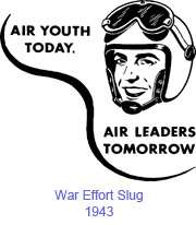 War Effort Slug 1943