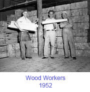 Wood Workers 1952