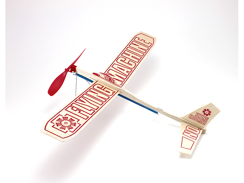 Paul K Guillow Inc Flying Machine
