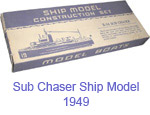 Sub Crasher Kit Model 1949