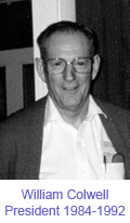 William Colwell President 1984-1992