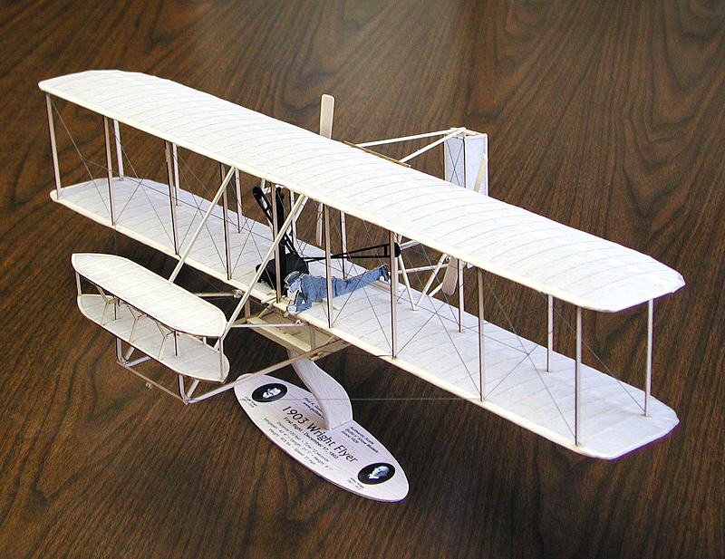 Paul K. Guillow, Inc. - 1903 Wright Flyer