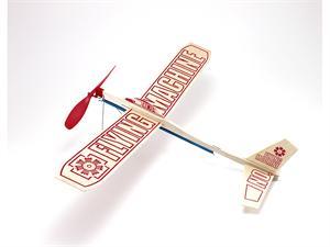 Balsa Motorplane gu75 Krick GUILLOW/'S Flying Machine
